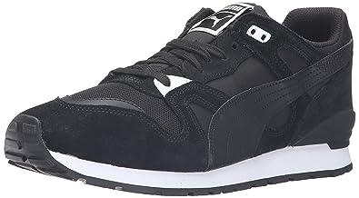 PUMA Men's Duplex Classic Fashion Sneaker, Puma BlackPuma Black,
