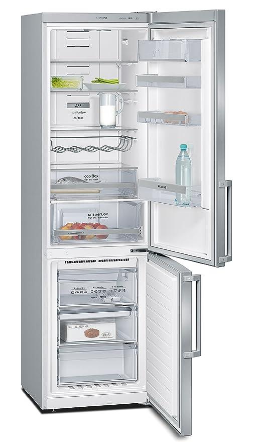Siemens KG39NXI30 congeladora - Frigorífico (Independiente, Acero ...