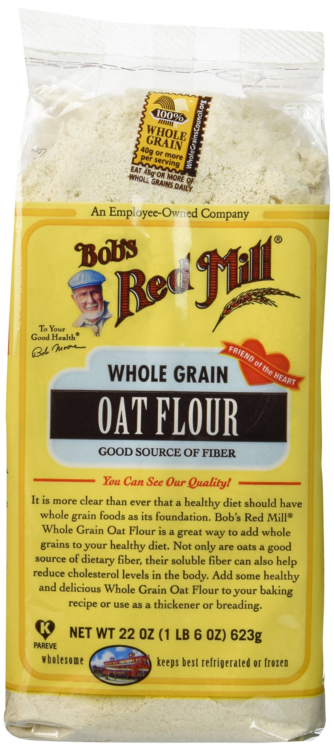 Amazon.com : Bob's Red Mill Barley Flour, 20 Ounce (Pack