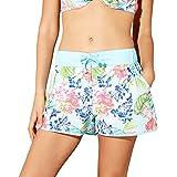 71a21cc82c Mantaray Blue Mandala Print Bikini Shorts: Mantaray: Amazon.co.uk ...