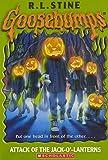 Attack Of The Jack-O-Lanterns (Goosebumps - 48)
