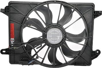 Engine Cooling Fan Assembly-Radiator Fan Assembly Dorman 620-042