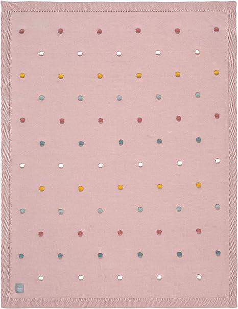 Lässig 1542005799 - Manta de punto para bebé algodón orgánico ...