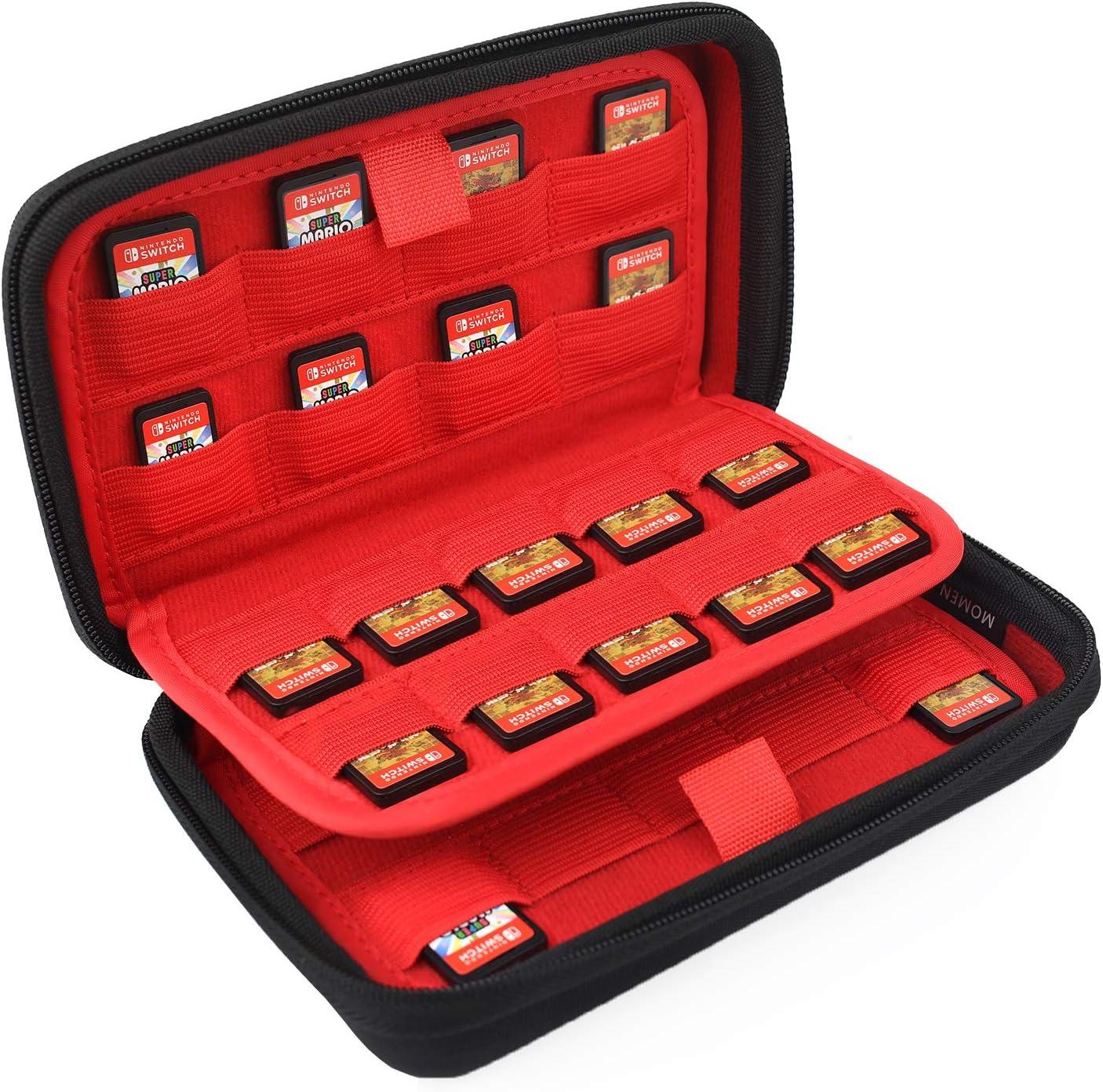 Amazon.com: Momen - Caja de almacenamiento para tarjetas de ...