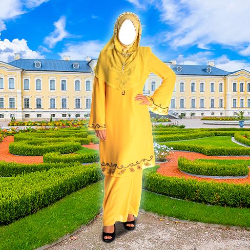 - Hijab Fashion Photo Maker