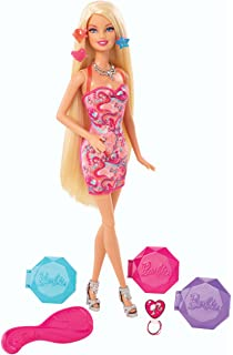Barbie Hair Color And Style Doll Dolls Amazon Canada