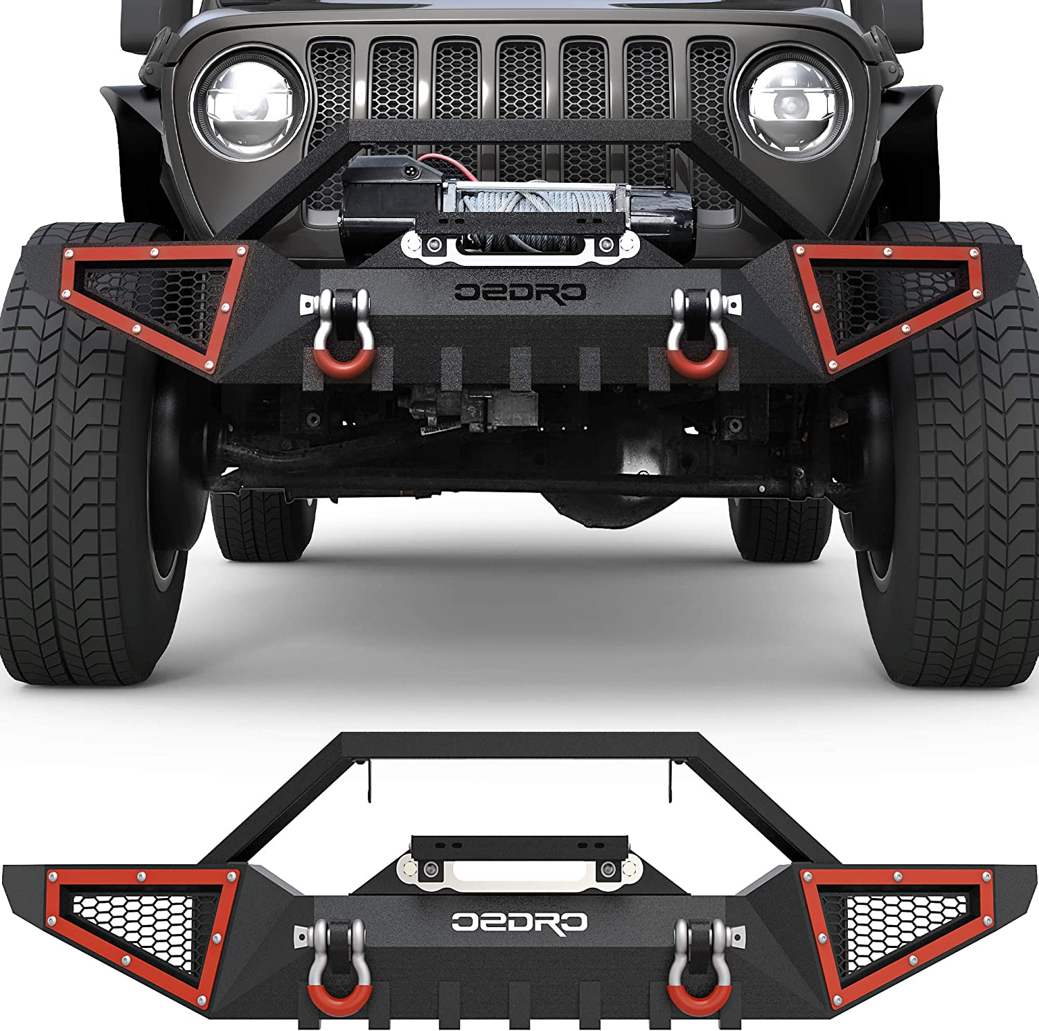 Best Front Bumper for Jeep Gladiator