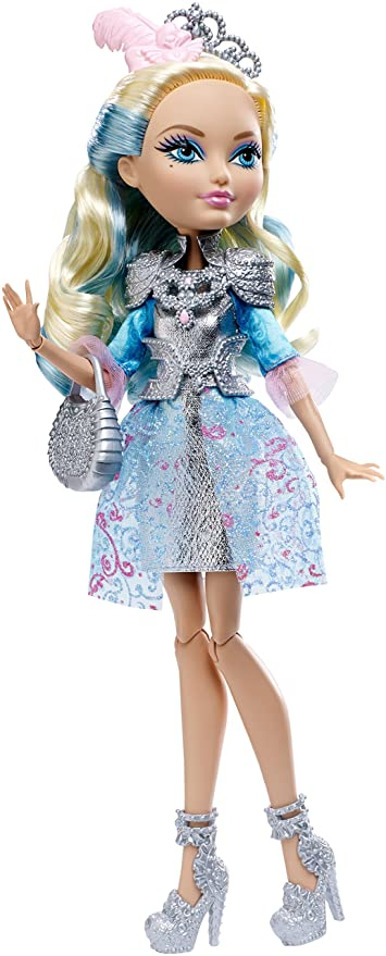 EVER AFTER HIGH DOLL ACCESSORIES 1ST CHAPTER DARLING CHARMING SHOULDER PIECE