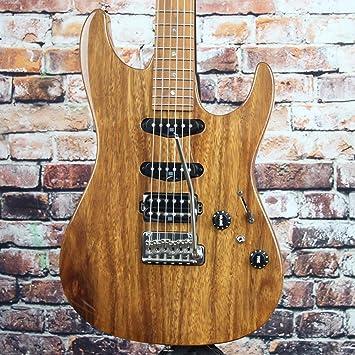 Ibanez TQM1-NT Tom Quale · Guitarra eléctrica: Amazon.es: Instrumentos musicales