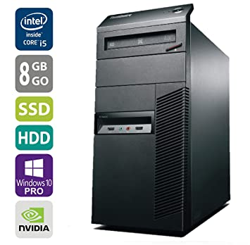 PC Gamer Lenovo ThinkCenter M81 MT- Nvidia Geforce GTX1050 - Intel Core i5- 2400 4e4def5817ba