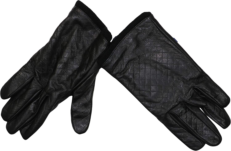 Ryan Seacrest Distinction Mens Leather Gloves