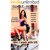 Guest House: Photo Magazine – Sweet Mya: Sexy woman in sexy pose, lingerie and boudoir photo, useful Posing Guide for… book cover