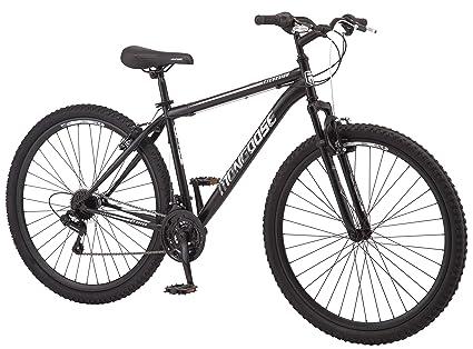 60ff853c3 Image Unavailable. Image not available for. Color  Mongoose 29 quot  Excursion  Men s Mountain Bike ...