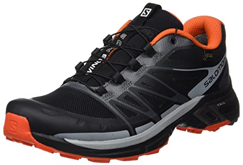 the latest 77aa8 37c47 SALOMON Men's Wings Pro 2 GTX Climbing Shoes: Amazon.co.uk ...