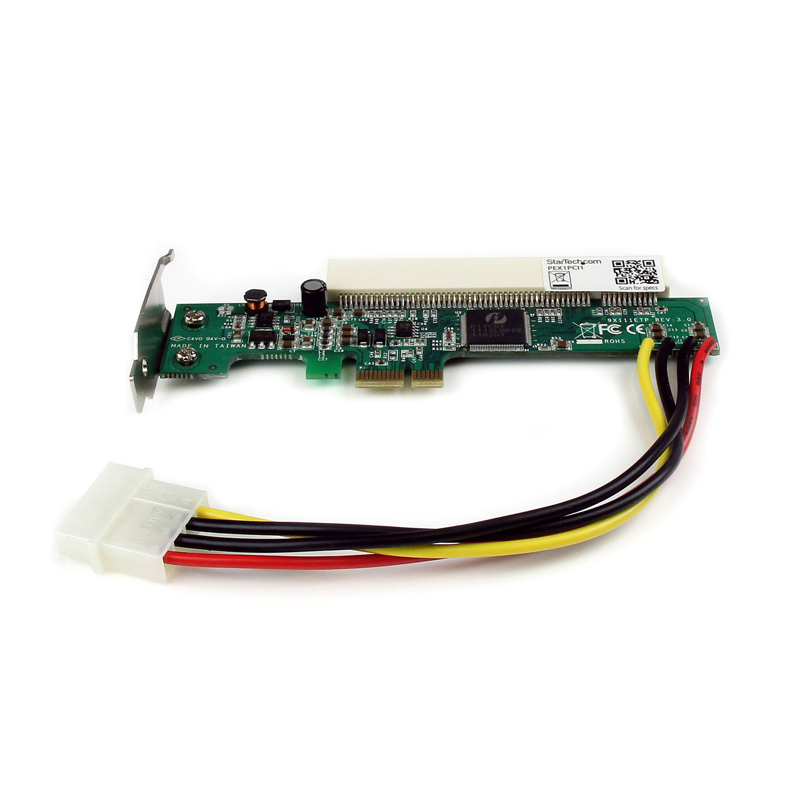 StarTech.com PCI Express to PCI Adapter Card (PEX1PCI1) by StarTech (Image #2)