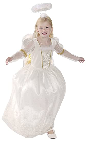 3e83d7f84048 Amazon.com: Princess Paradise Angel Gracelynn Costume: Toys & Games