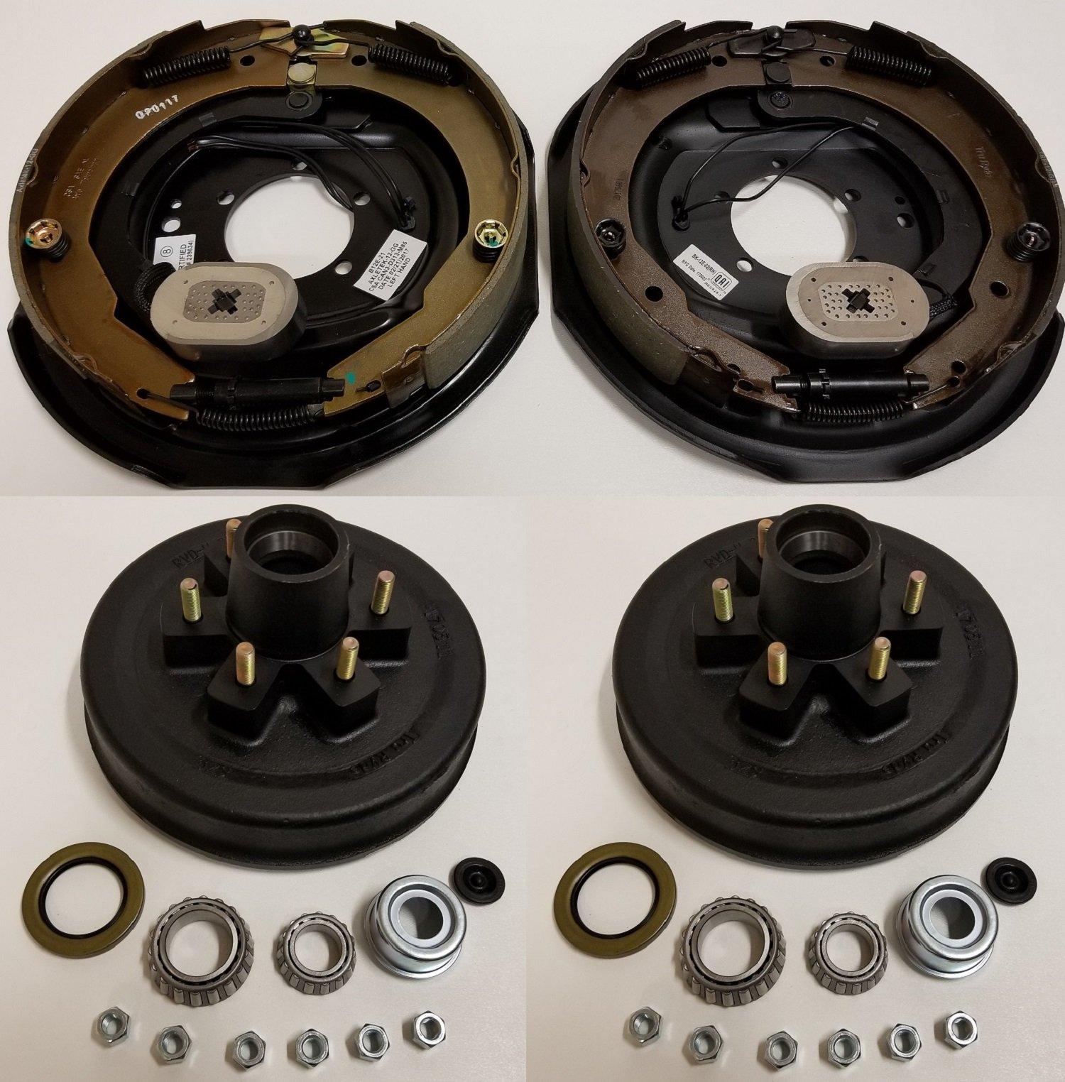 Southwest Wheel 5,200 lbs. Trailer Axle Self Adjusting Electric Brake Kit by Southwest Wheel