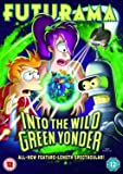 Futurama: Into The Wild Green Yonder [DVD]