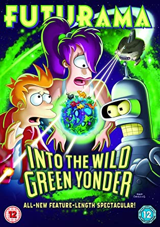 Futurama: Into the Wild Green Yonder [Latino]