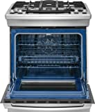 "Electrolux EW30GS80RSWave-Touch 30"" Stainless Steel Gas Slide-In Sealed Burner Range - Convection"