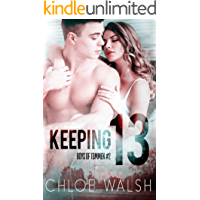 Keeping 13: A Rugby Sports Romance (Boys of Tommen #2) (English Edition)