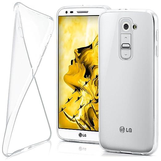 45 opinioni per Cover di protezione LG G2 Custodia Case silicone sottile 0,7mm TPU   Accessori