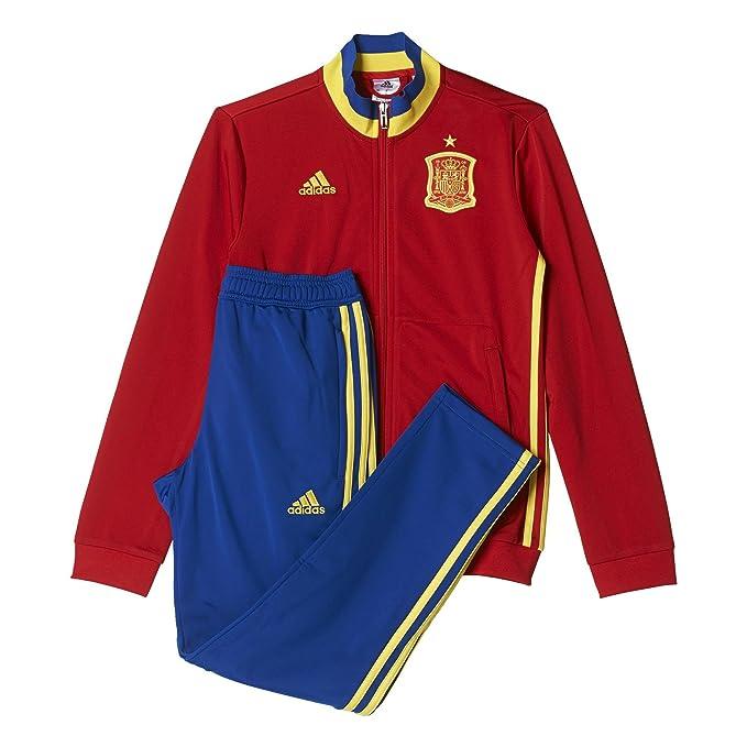 Fef Abbigliamento Bambino.Adidas Fef Pes Suit Y Nazionale Di Calcio Della Spagna 2016