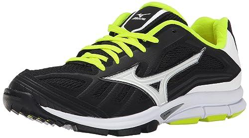 Mizuno Players Trainer Mens White/Black Q491739VG Shoes
