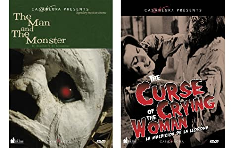 Amazon Com The Man And The Monster The Curse Of The