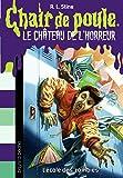 Le château de l'horreur, Tome 04: L'école des zombies