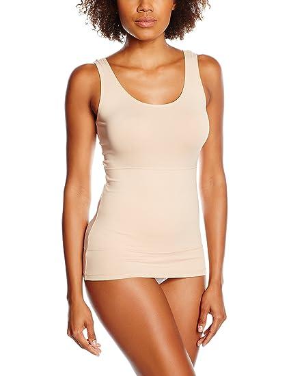 Huber Damen Unterhemd Just Shape Tank Top
