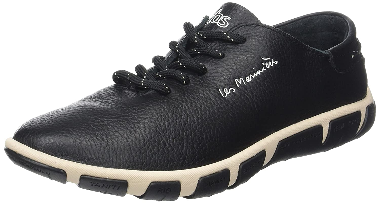 TBS Jazaru-b7, Zapatos de Cordones Derby para Mujer 38 EU|Noir (*Noir)