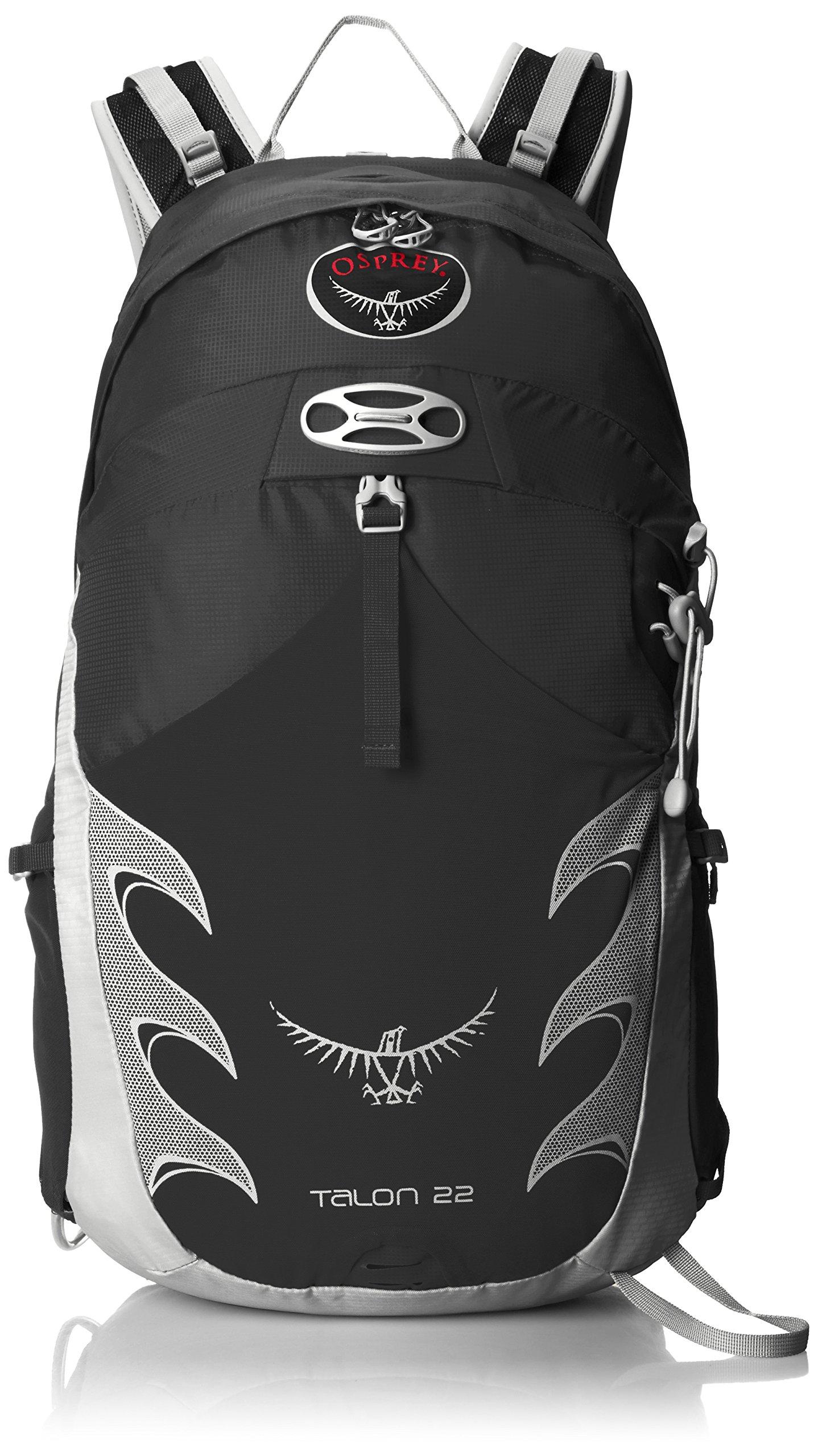 Osprey Packs Talon 22 Backpack 2016 Model, Onyx Black, Small/Medium