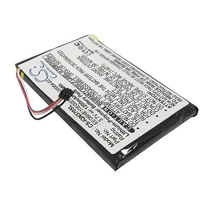 1200mAh Battery For Garmin Nuvi 3700, Nuvi 3760, Nuvi 3790T, Nuvi 3760T