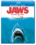 Jaws (1975) (Universal's 100th Anniversary Edition) [Blu-ray + DVD] (Bilingual)