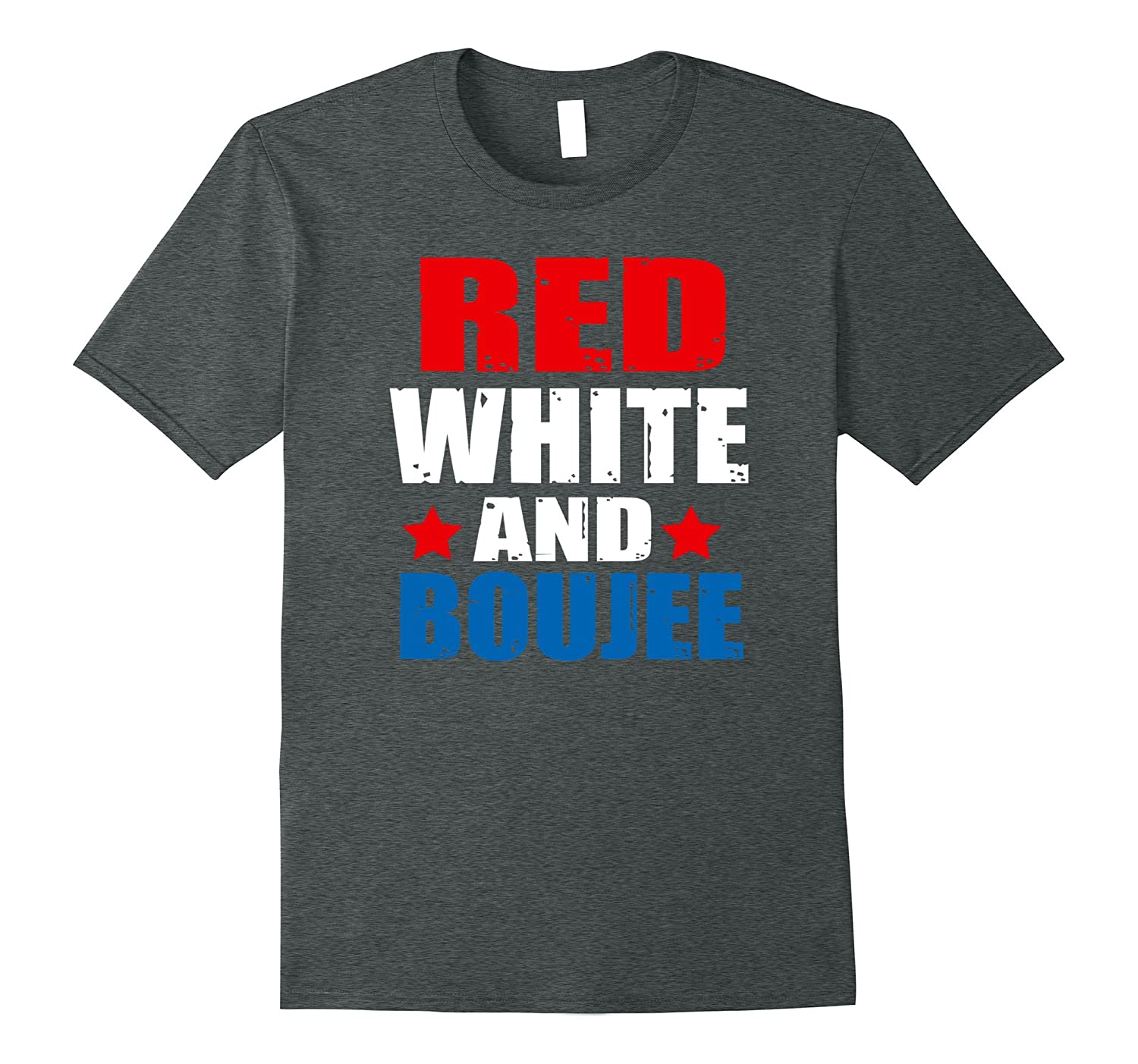 cc78927da Red White and Boujee Funny 4th of July Tshirt-PL – Polozatee