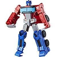Figura Transformers Authentics, Autobot Optimus Prime - Converte em 4 etapas - E0771 - Hasbro