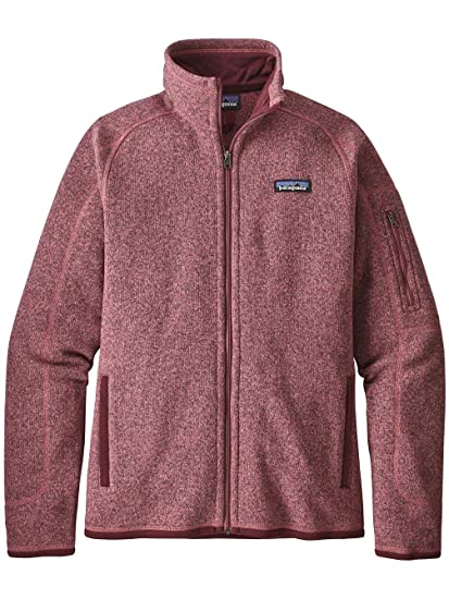 Patagonia Women s Better Sweater Fleece Jacket (Kiln Pink) (Kiln Pink 9f452c2d5