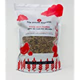 2 Lbs / 0,9Kg Hen Express Dried Mealworms for Wild Birds etc. Approx. 32,000 Mealworms