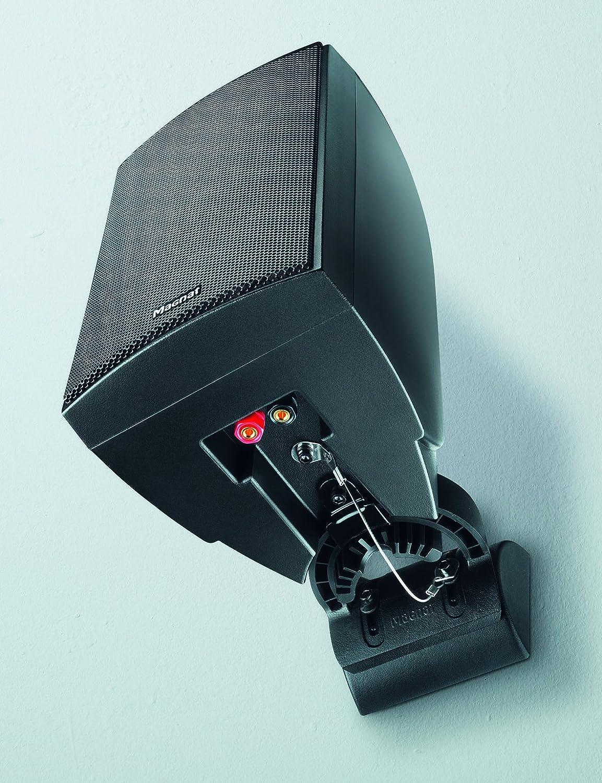 Magnat Symbol Pro 110 I Multifunktionale Musikbox mit Bassreflexgehäuse I 1 Paar 2-Wege-Lautsprecher für Regal- und Wandmontage – Weiß Magnat Audio-Produkte GmbH 168210P