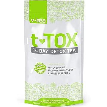 V Tea 14 Day Detox Tea