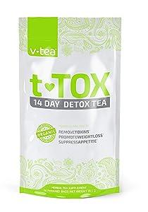 V-TEA Detox Tea