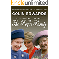 A Personal Portrait of the Royal Family book cover