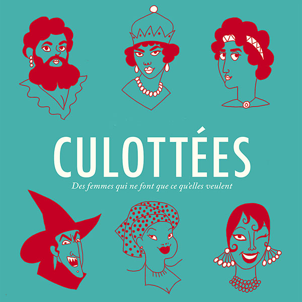 Culottées (Issues)