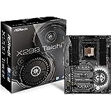 ASRock X-Series X299 TAICHI DDR4 Max.128GB PCI Express SATA USB ATX Retail Motherboard