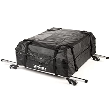 Universal Car Roof Bag From Vault Cargo Rooftop Designed To Strap Your