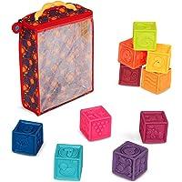 Battat B. Toys B. One Two Squeeze Blocks