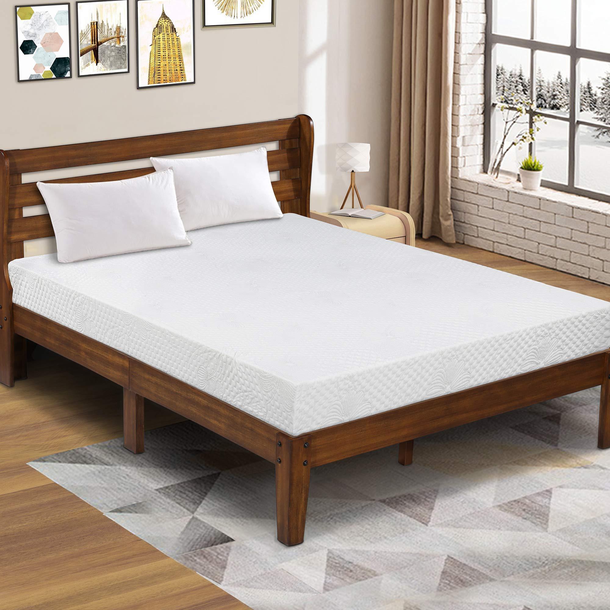 Olee Sleep 5 Inch Gel Adaptive Comfort Memory Foam Mattress 05FM04 (Twin) by Olee Sleep