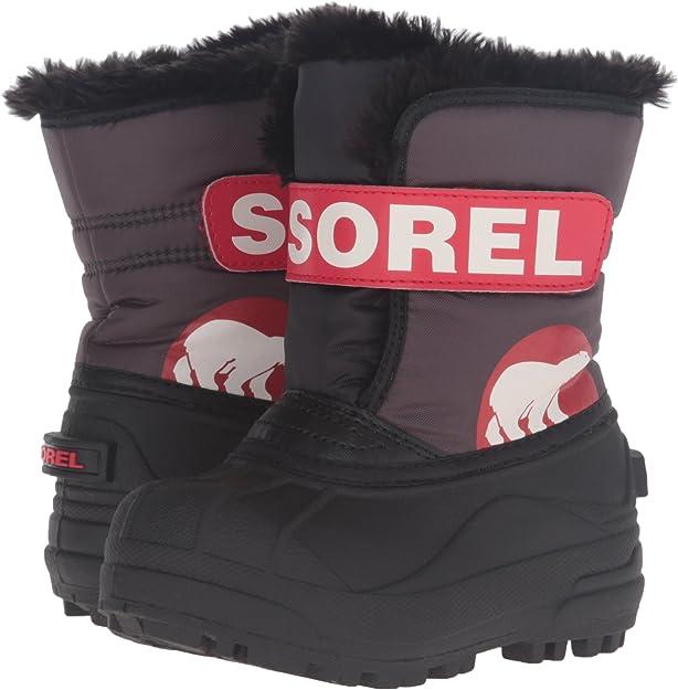 Sorel Girls Childrens Snow Commander