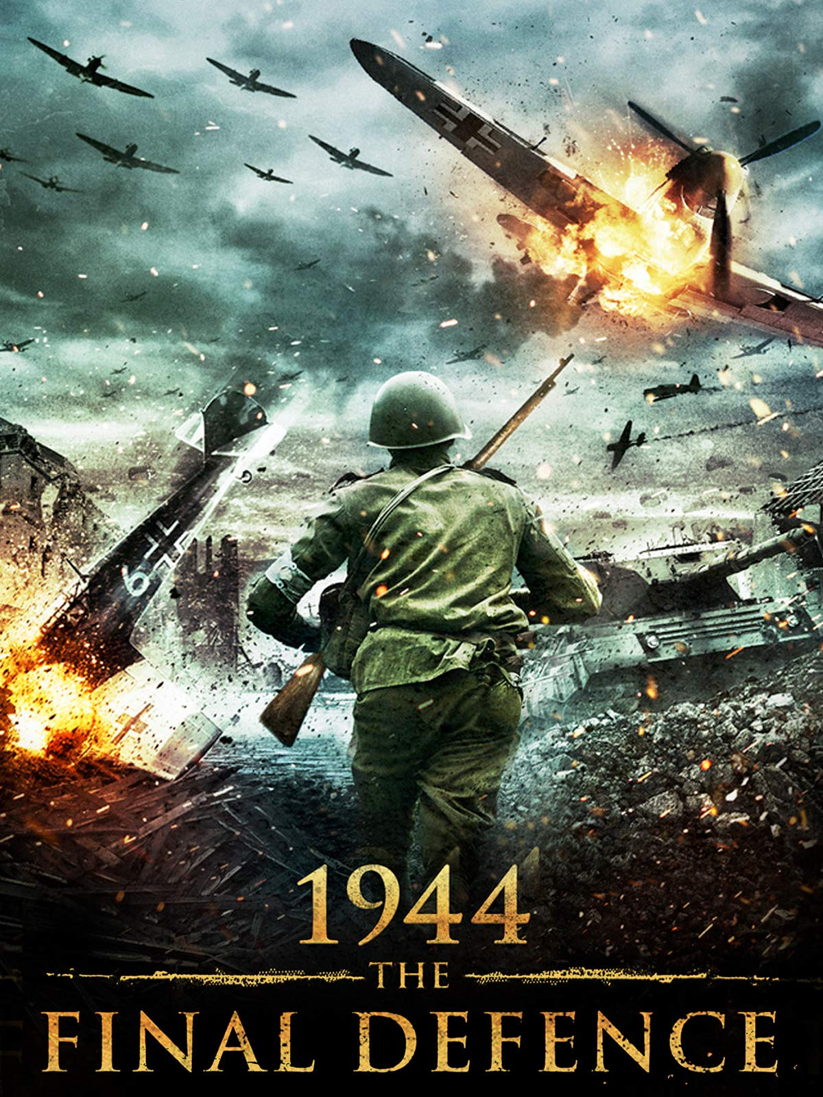 1944: The Final Defence